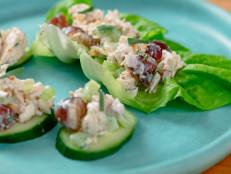 Healthy Napa Chicken Salad