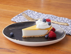 Haupia and Passion Fruit Pie