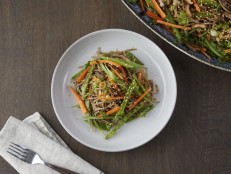 Vegetable Soba Noodle Salad
