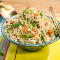 Encore: Bacon and Egg Fried Rice