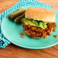 Encore: Lentil Sloppy Joes