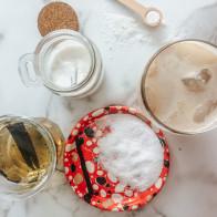 Salted Iced Latte