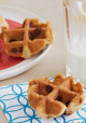 Encore: Waffled Chocolate Chip Cookies