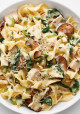 Encore: Turkey Tetrazzini with Spinach and Mushrooms