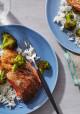 Encore: Air Fryer Teriyaki Salmon Fillets with Broccoli