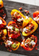 Encore: Bell Pepper Keto Nachos