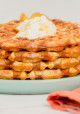 Encore: Toasted Polenta Waffles with Whipped Ricotta and Winter Citrus Syrup