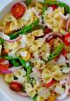 Encore: Asparagus Pasta Salad with Italian Dressing