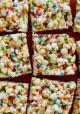 Encore: Rainbow Confetti Marshmallow Popcorn Treats