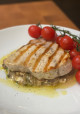 Encore: Grilled Swordfish with Charred Eggplant and Smoky Tomatoes