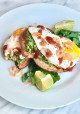 Encore: Avocado Toasts with Fried Eggs, Super Crispy Garlic and Chile