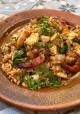 Encore: Kimchi and Shrimp Fried Rice