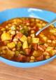 Encore: Potaje de Garbanzos (Cuban Garbanzo Bean Stew)