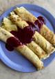 Encore: Kenyan Pancakes with Blackberry Sauce