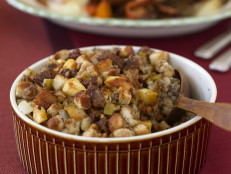 Sage, Sausage and Apple Dressing