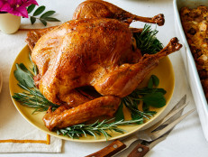The Best Roasted Turkey