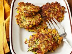 Zucchini-Corn Fritters