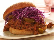 Spicy Vegan Sloppy Joes