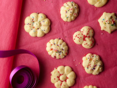 Butter Spritz Cookies