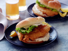 Fried Fish Sandwich