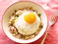 Ham, Egg and Cheese Oatmeal