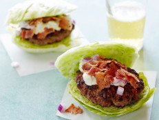 Wedge Salad Burgers