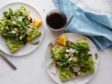 Avocado-Toast Breakfast Salad