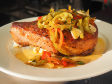 Jersey Girl Pork Chops