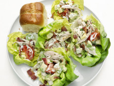 Ranch Chicken Salad Cups