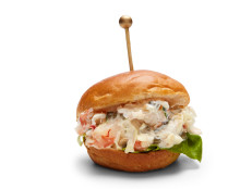 Shrimp Remoulade Sliders