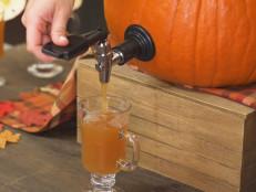 How to Make a Holiday Pumpkin Keg