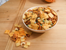 Mom's Amped-Up Snack Mix