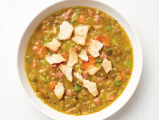 Instant Pot Split Pea Soup