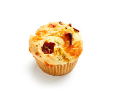 Irish Cheddar, Bacon and Potato Muffins