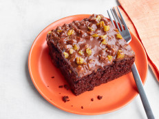 Spicy Texas Sheet Cake