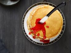 Bloody Pancakes