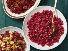 Cranberry-Coconut Relish with Greek Yogurt
