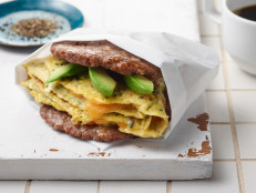 Keto Breakfast Sandwich