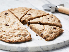 Oversize Triple-Chocolate Chip Cookie