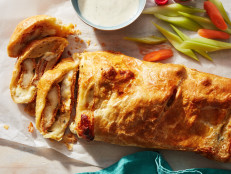 Buffalo Chicken Wellington