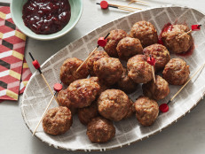 Air Fryer Mini Swedish Meatballs