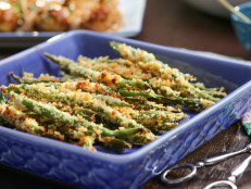 Green Bean Oven Fries