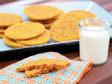 Gluten-Free Golden Milk Cookies