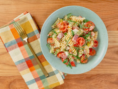 Smoky Italian Pasta Salad