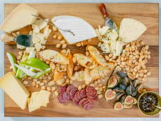 Perfect Cheese Board