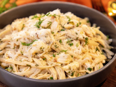 Gluten-Free Lemon and Crab Pasta