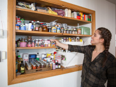 Tour of Molly's Pantry