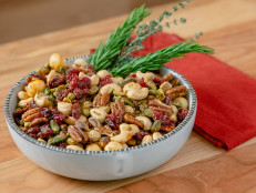 Holiday Nut Medley with Cranberries