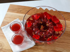 Pomegranate Holiday Punch