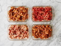 Meal Prep Instant Pot Shredded Chicken